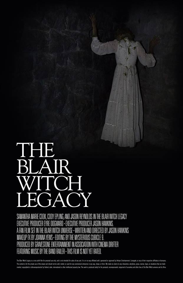 The Blair Witch Legacy Fan Film 2018 Imdb