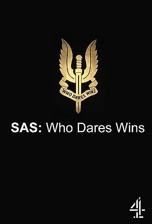 Where to stream SAS: Who Dares Wins