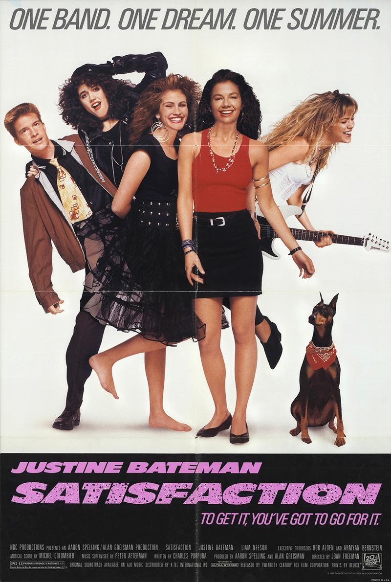 Satisfaction (1988) - IMDb