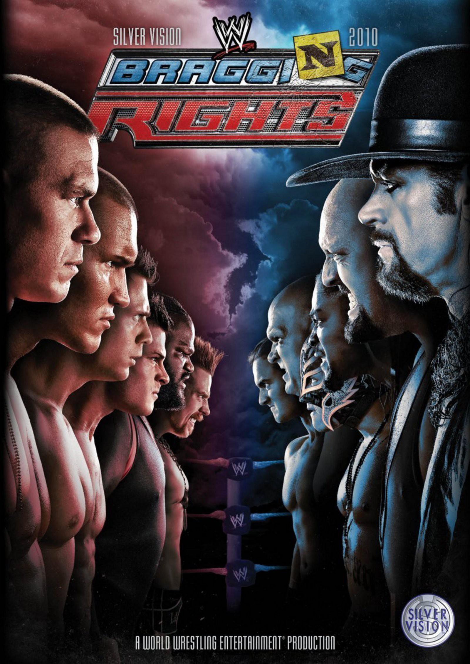 Resultado de imagen para Bragging Rights WWE