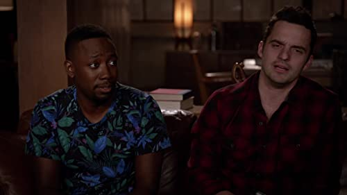 New Girl: Sam, Again