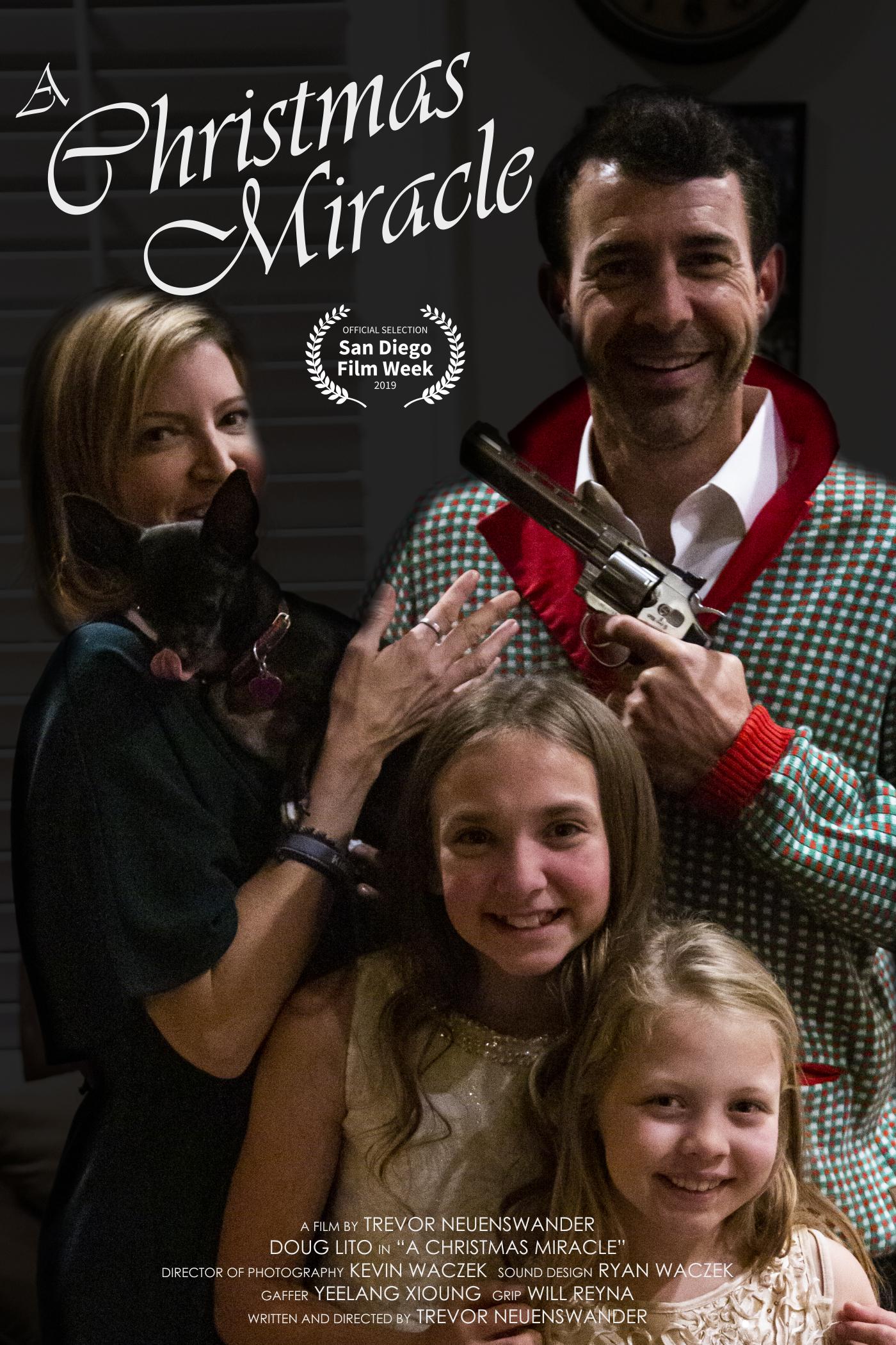 A Christmas Miracle.A Christmas Miracle 2018 Imdb