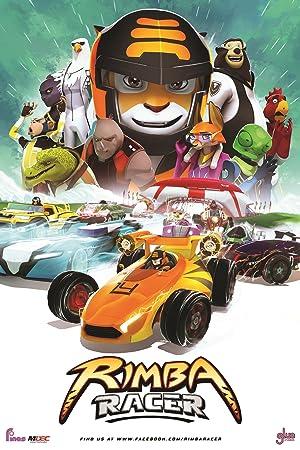 Where to stream Rimba Racer
