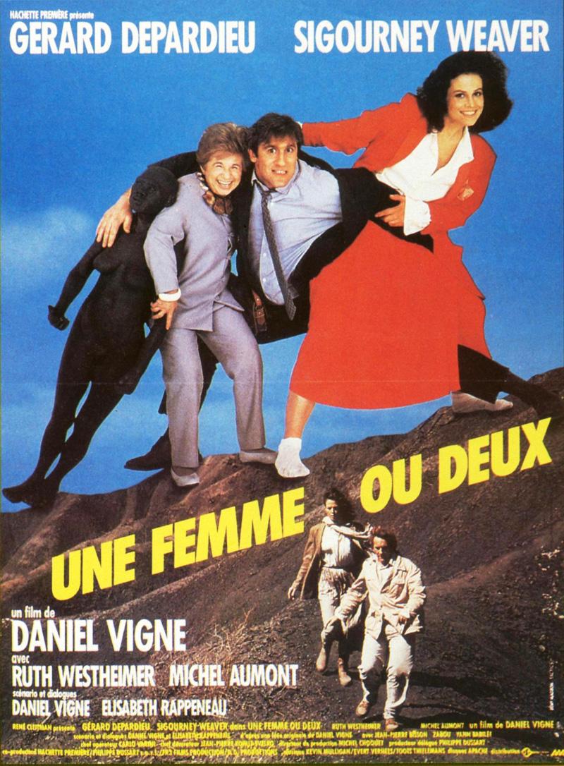 Sigourney Weaver Une Femme ou Deux - FR