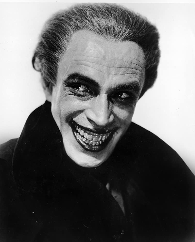 Image result for the man who laughs