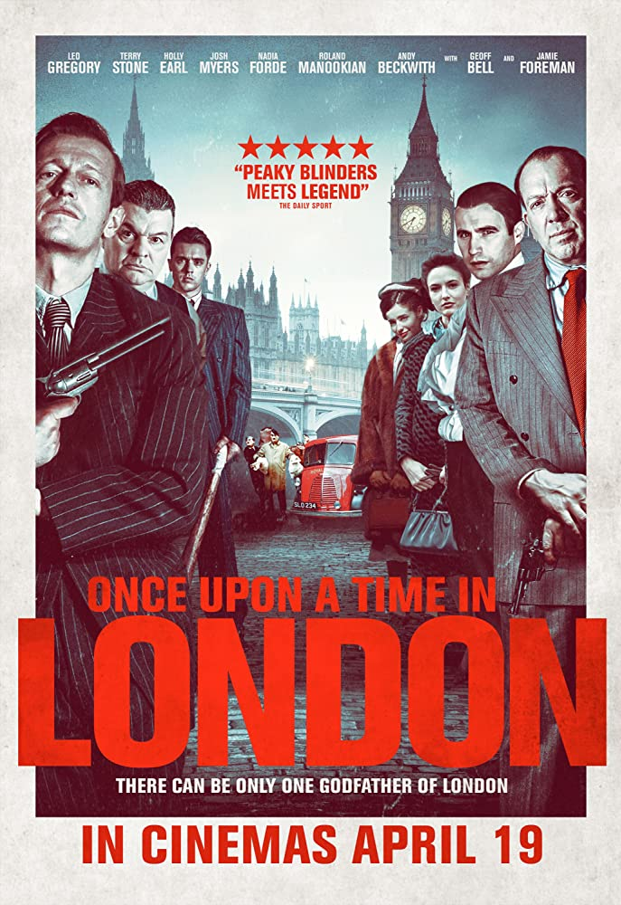 Watch Once Upon a Time in London (2019) Movies Online Free Full HD.