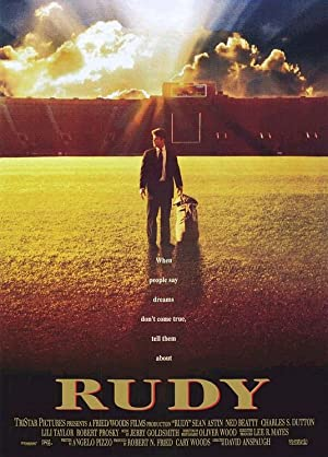 Rudy Poster Image