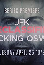 JFK Declassified: Tracking Oswald Poster