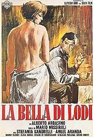 La bella di Lodi Poster