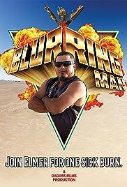 Blurring Man Poster