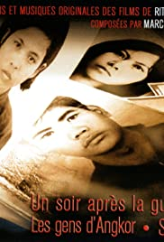 The People of Angkor Poster