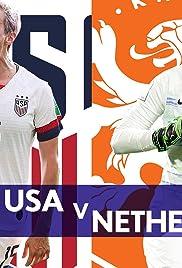 USA vs. Netherlands Poster