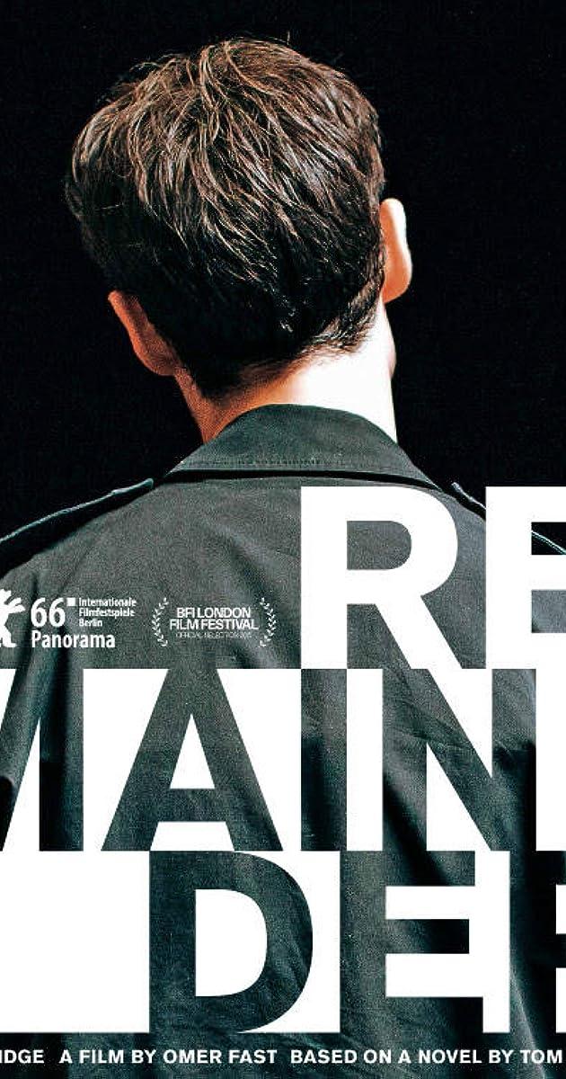 Remainder (2016)