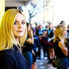 Elle Fanning at an event for Galveston (2018)