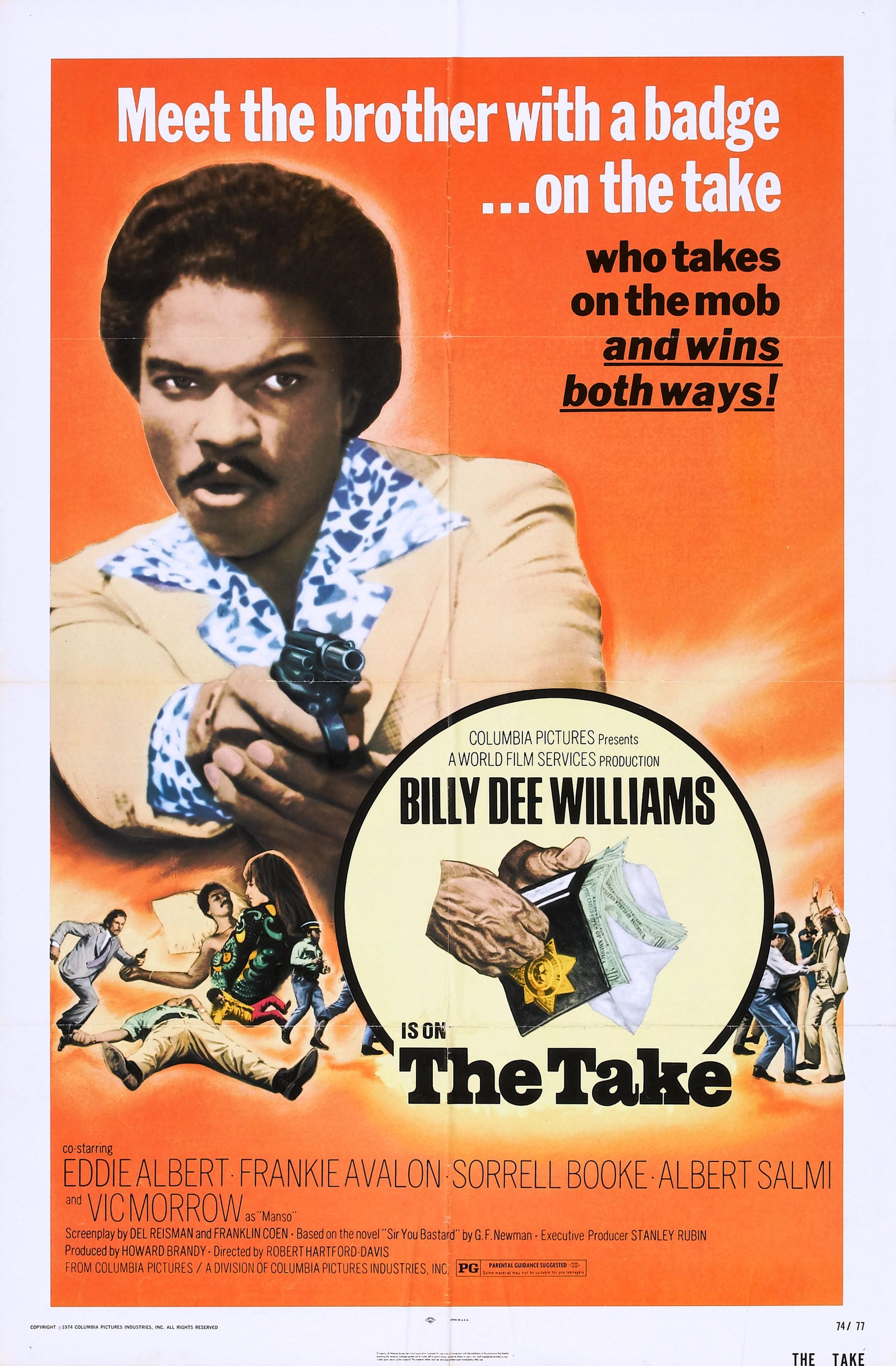 Image result for the take billy dee williams film