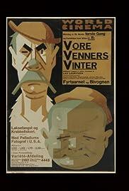 Vore venners vinter Poster