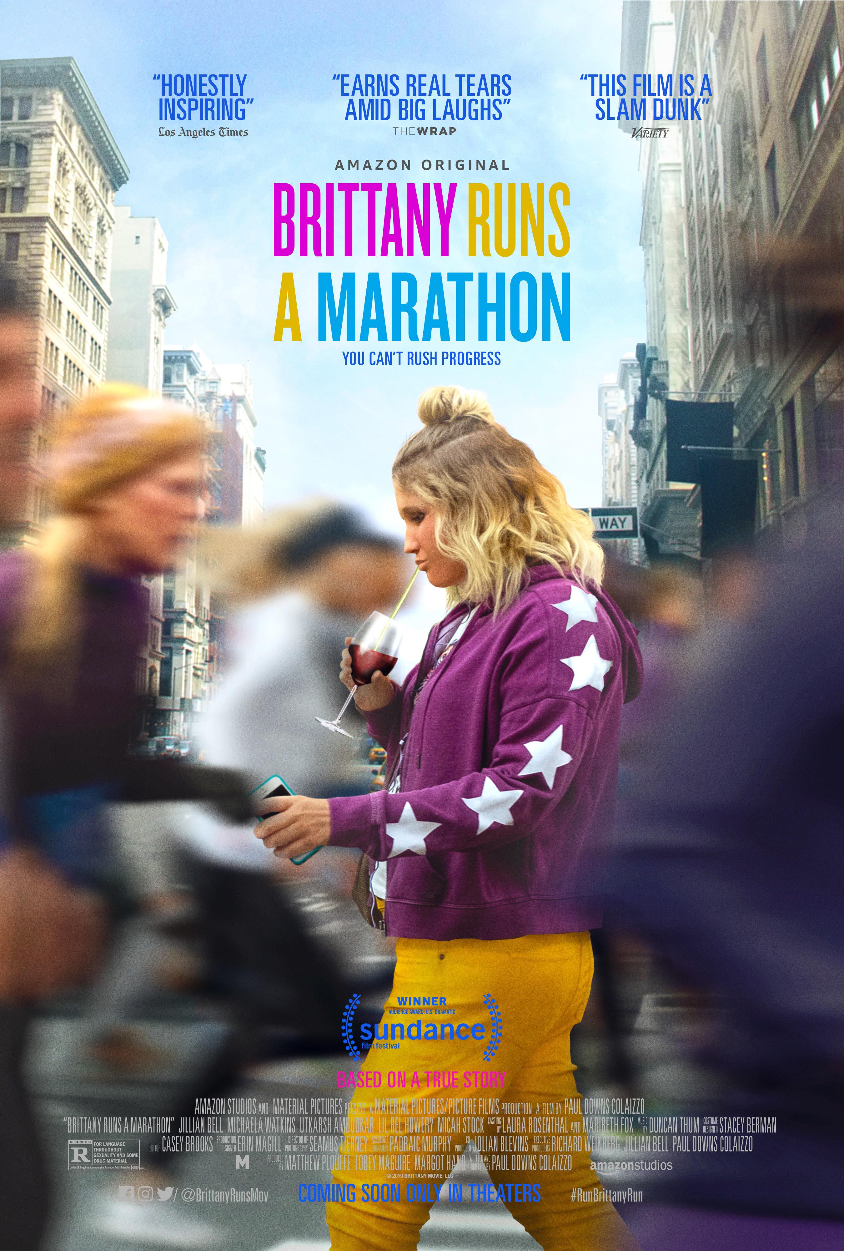 brittany runs a marathon free download