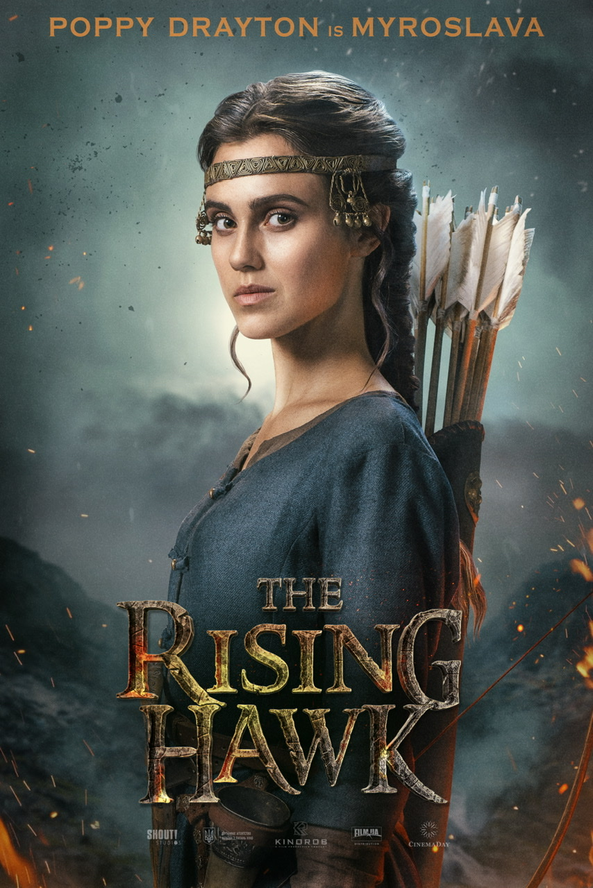 Poppy Drayton in The Rising Hawk (2019)