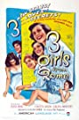 Three Girls from Rome (1952) Poster