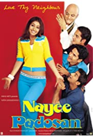 Nayee Padosan 2003 Hindi Movie AMZN WebRip 400mb 480p 1.3GB 720p 4GB 9GB 1080p