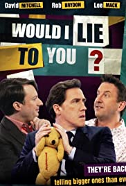 Would I Lie to You? Poster