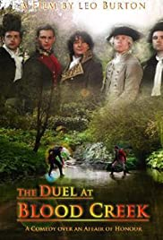 The Duel at Blood Creek Poster