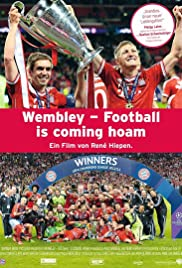 Wembley - Football Is Coaming Hoam Poster