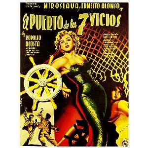 New movie full hd download El puerto de los siete vicios [720x1280]