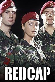 Gordon Kennedy, Tamzin Outhwaite, and James Thornton in Red Cap (2003)