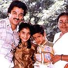 Kamal Haasan and Sennalkudi Lakshmi in Mahanadhi (1994)