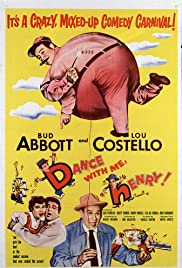 Dance with Me, Henry Poster