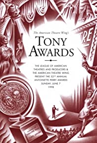 Primary photo for The 52nd Annual Tony Awards