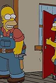 Please Homer, Don't Hammer 'Em Poster