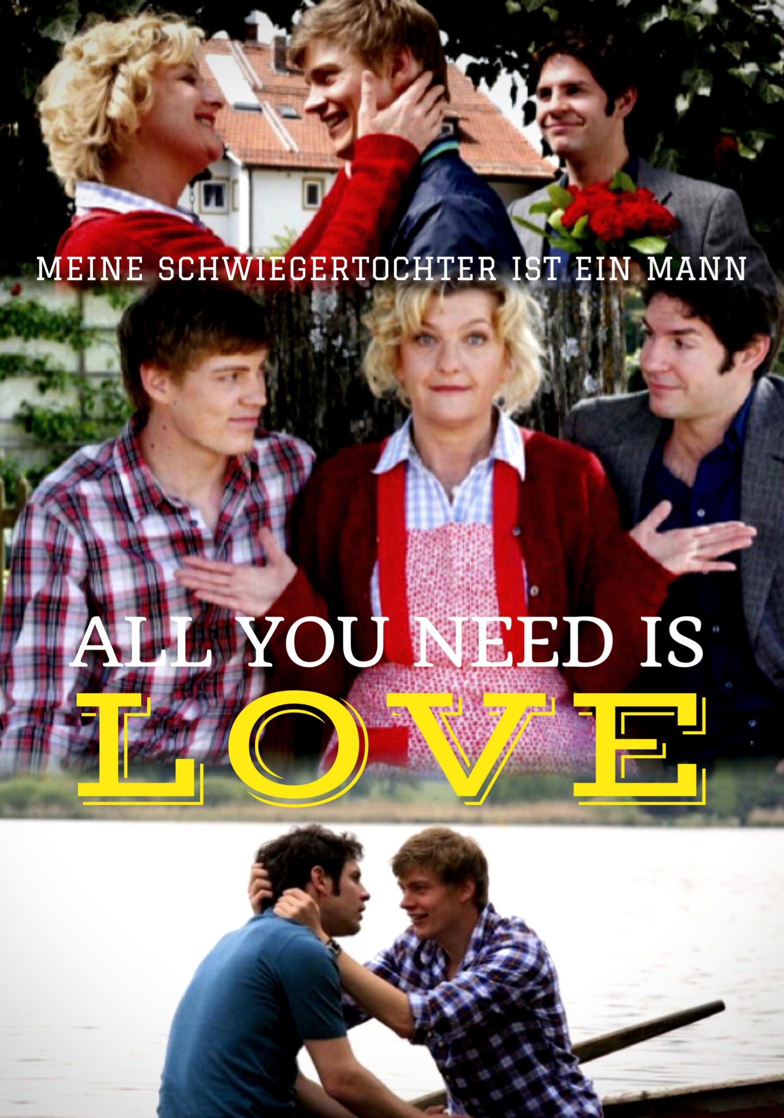 Всё, что тебе нужно - это любовь