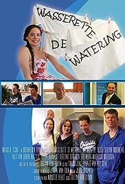 Wasserette de Watering Poster