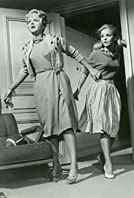 Angela Lansbury and Tuesday Weld in The Eleventh Hour (1962)