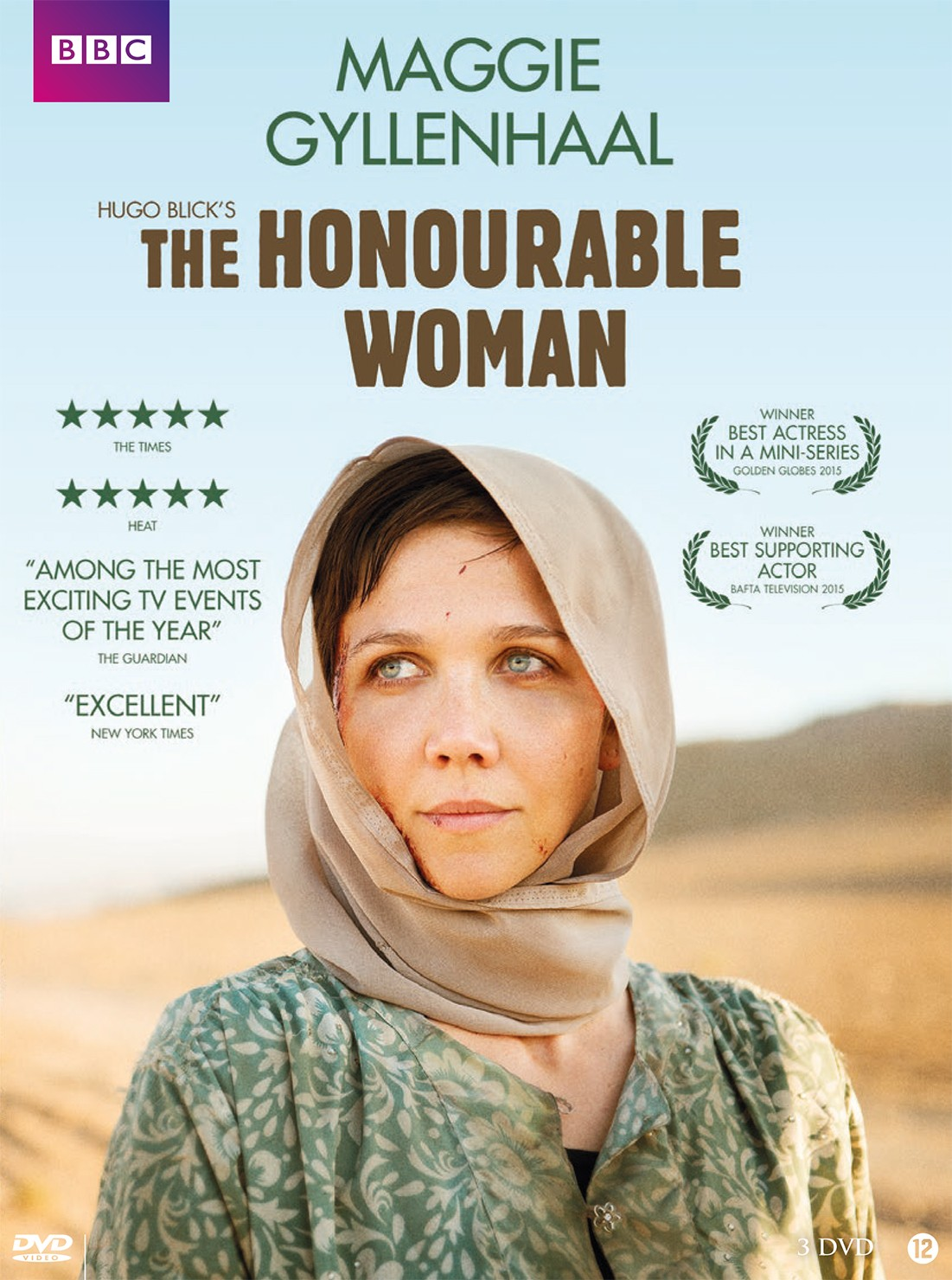 Gerbiama moteris (1 Sezonas) / The Honourable Woman Season 1