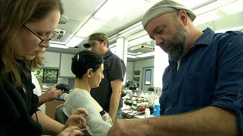 Grimm: Interview Excerpts Barney-Special Makeup Effects Creature Creator