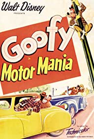 Motor Mania (1950)