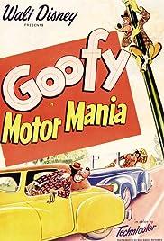 Motor Mania Poster