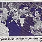 William Frawley, Jane Frazee, Allan Jones, and Marjorie Lord in Moonlight in Havana (1942)