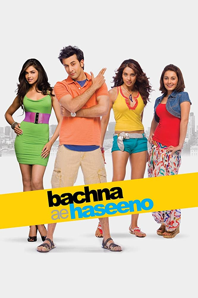 Bachna Ae Haseeno (2008) Hindi 1080p/720p BluRay x264 DD 5.1 MSubs – LOKiHD – Telly | 4.4 GB | 1.4 GB |
