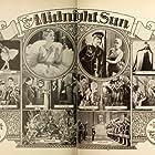 Cesare Gravina, Arthur Hoyt, Raymond Keane, Laura La Plante, Earl Metcalfe, Pat O'Malley, George Siegmann, Michael Vavitch, and George B. Williams in The Midnight Sun (1926)
