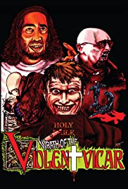 Wrath of the Violent Vicar Poster