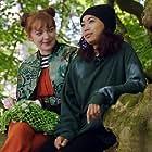 Georgina Sadler and Rosie Dwyer in The A List (2018)