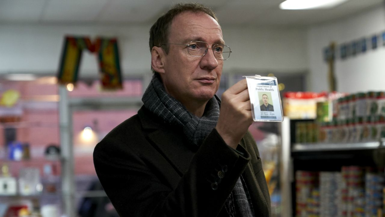 David Thewlis in Guest of Honour (2019)