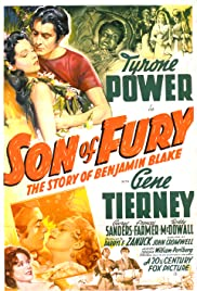 Son of Fury: The Story of Benjamin Blake (1942) Poster - Movie Forum, Cast, Reviews