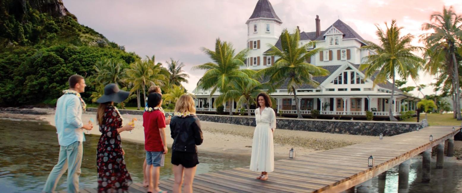 Parisa Fitz-Henley in Fantasy Island (2020)
