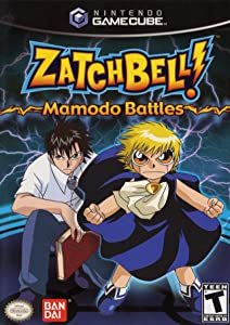 Zatch Bell!: Mamodo Battles in hindi 720p