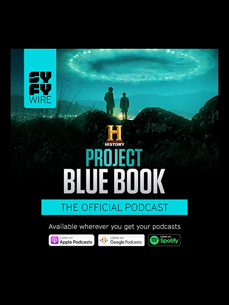 Project Blue Book: The Official Podcast (2019-)